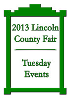 070913 Tuesday Events